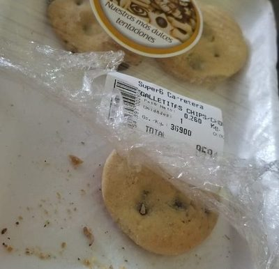 Intervienen supermercado que comercializó galletita agusanada