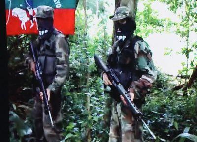 """""""Con los terroristas no se negocia"""", dice fiscal de la unidad antisecuestro"""
