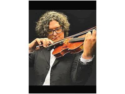 Recital de violín en el ICPA