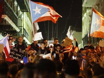"""Dimisión del gobernador de Puerto Rico es """"inminente"""", según medios"""