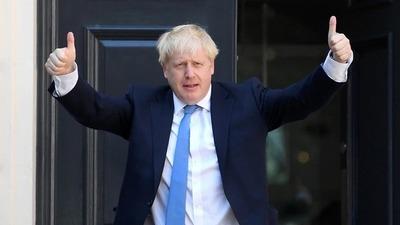 Johnson asume como primer ministro tras audiencia con la reina Isabel II