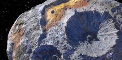 Tres asteroides se aproximarán a la Tierra este miércoles