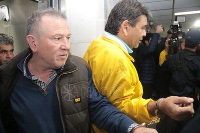 Arresto domiciliario para dirigentes del gremio de taxistas