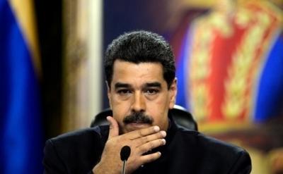 "Maduro atribuye apagón masivo al ""desespero"" de EE.UU."