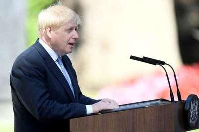 Boris Johnson asume como primer ministro y promete un Brexit «sin peros ni condiciones»
