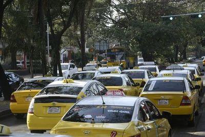 Asociación de Taxistas también ganó dinero del Estado