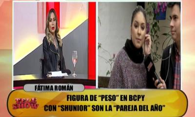 """Dahiana y Fátima hablaron sobre Junior en """"TeleShow"""""""
