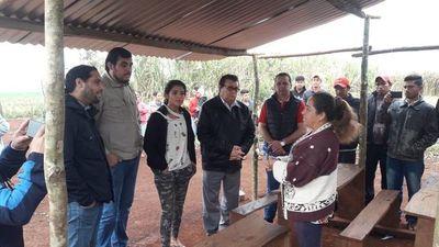 Comunidades indígenas modelos en Itakyry