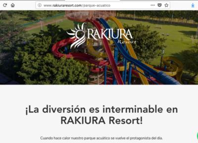Rakiura Resort presenta su innovadora página web