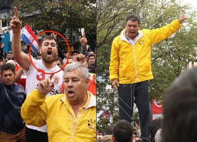 Los Morales, dirigentes del gremio taxista