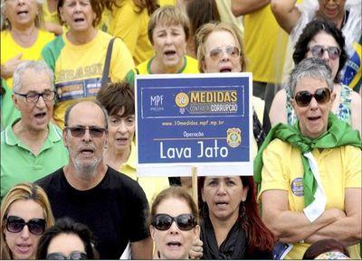 La investigación sobre corrupción de la operación Lava Jato en Brasil podría autodestruirse