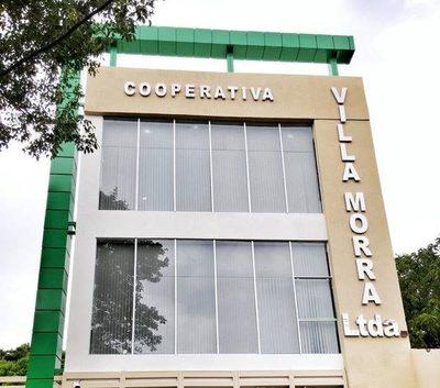 El Incoop suspende a directivos de Villa Morra