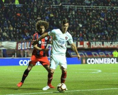 Cerro Porteño y un valioso empate ante San Lorenzo por Copa Libertadores