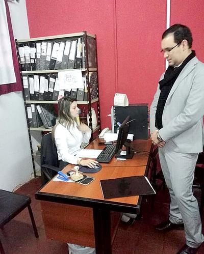 Zacarías Irún denuncia al intendente Miguel Prieto ante el Ministerio Público