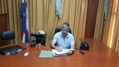 """Intendente Quiñonez: """"No vamos a permitir trabajos que no estén autorizados por el ejecutivo"""""""