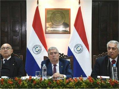 Gobierno resalta acuerdo y asegura que no afectará la tarifa de la ANDE