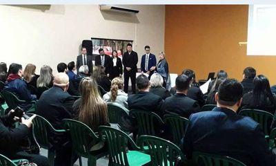 Funcionarios del Poder Judicial asisten a jornada de RR.HH.