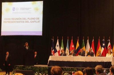 Paraguay apunta a fortalecer el sistema de prevención y represión del lavado de dinero y crimen transnacional