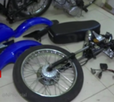 Cae banda de reducidores de motos en Ñemby