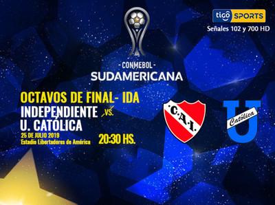 Independiente quiere dar el primer paso ante Católica