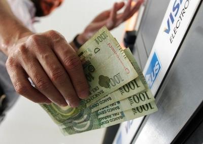 Hacienda inicia pago de salarios a funcionarios públicos esta tarde