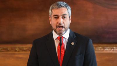 """""""Paraguay no necesita migajas de nadie"""", dice Abdo al Brasil"""