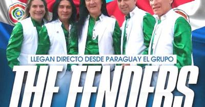 """""""The Fenders"""", chocha con  su """"Vaca Lola"""" for export"""
