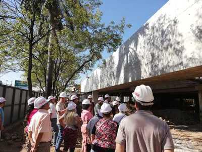 Este sábado visita guiada para la ciudadanía en el Sitio de Memoria 1A – Ycuá Bolaños
