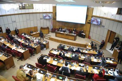 Citan a ministros a comparecer ante el Senado, tras la firma del acta Bilateral