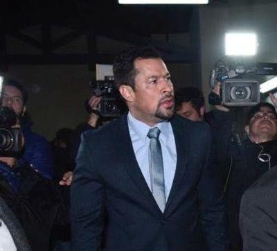 Juez Rolando Duarte remite caso de Cucho y Quintana a Delitos Económicos