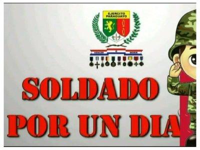 """Serpaj rechaza actividad """"Soldado por un día"""" dirigida a niños"""