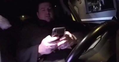 Senador se  hizo chofer ¡de Uber!
