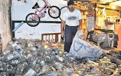 Recicladoras necesitan más materiales y promueven ley