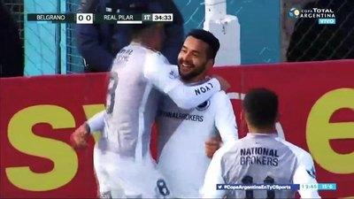 Un paraguayo dio el batacazo en la Copa Argentina