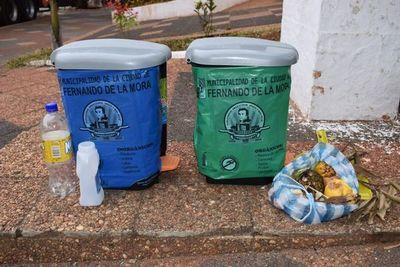 Fernando de la Mora quiere reducir entre 40 y 50 % la basura