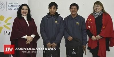 JÓVENES INDÍGENAS SON INCLUIDOS COMO GUÍAS TURÍSTICOS DE LA MISIÓN DE TRINIDAD