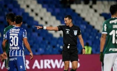 HOY / Wilmar Roldán, en el partido de los Ciclones en Copa