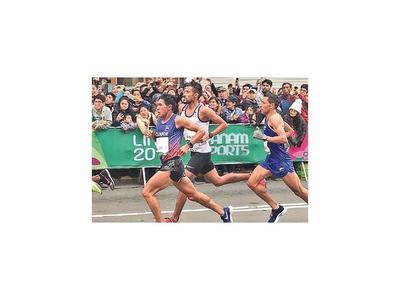 Derlis Ayala con récord, López cerca del podio