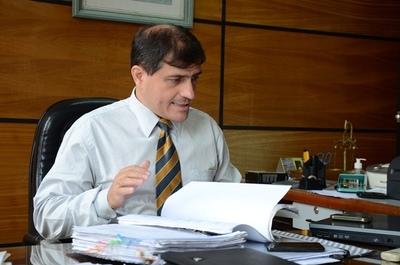 René Fernández valora su gestión en la Fiscalía tras nombramiento en la Senac