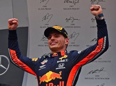 Verstappen gana el Gran Premio de Alemania de Fórmula 1