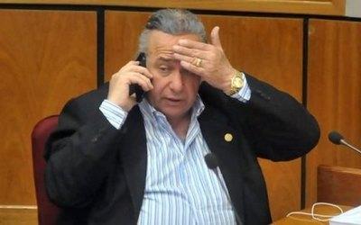 Óscar González Daher deberá declarar por inmuebles de los últimos 10 años