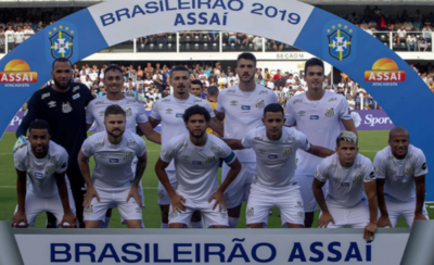 HOY / El Santos de Derlis es el nuevo líder de la liga brasileña