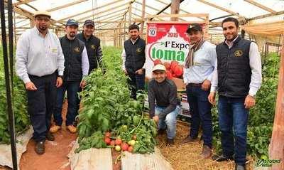 ''Filo Hortic'' prepara la primera edición de ''Expo Tomate en Misiones''