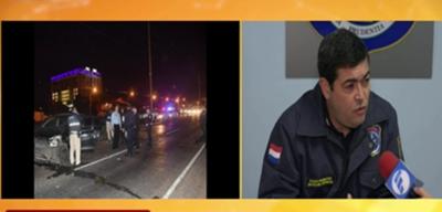 Detienen a presunto homicida en Asunción