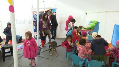 Niñez instala espacios lúdicos de desarrollo infantil