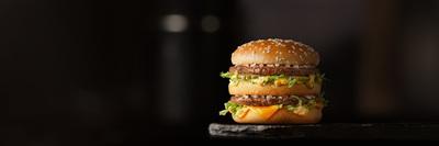 McDonald's ganó US$ 2.845 millones hasta junio, un 1% menos