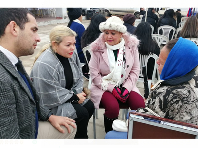 """""""La Justicia llega a tu barrio"""" un voluntariado del sistema judicial"""