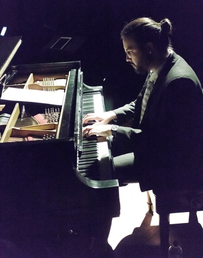 Concierto de piano y guitarra este jueves en la Sinfónica Nacional