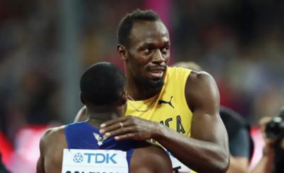 HOY / Bolt descarta su retorno a las pistas