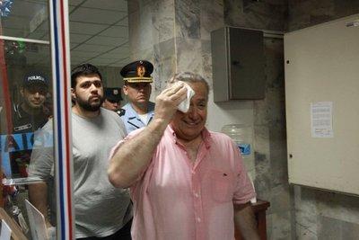 Los González Daher cumplirán el arresto domiciliario en Asunción y no en Luque